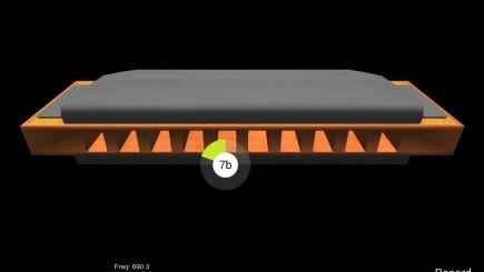 HarpNinja Diatonic Harmonica - iphone1