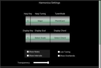 HarpNinja Diatonic Harmonica - android_phone